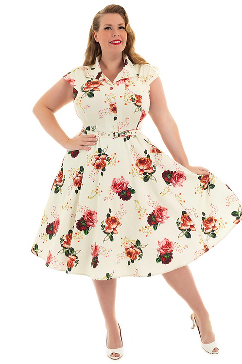 Dovedale Swing Dress