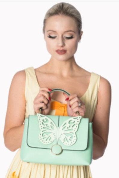 Mint FlutterBy Bag