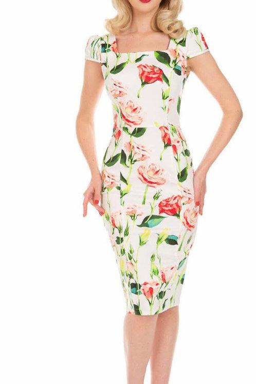 Summer Wiggle Dress