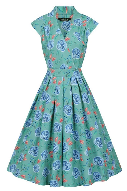 Justina Swing Dress