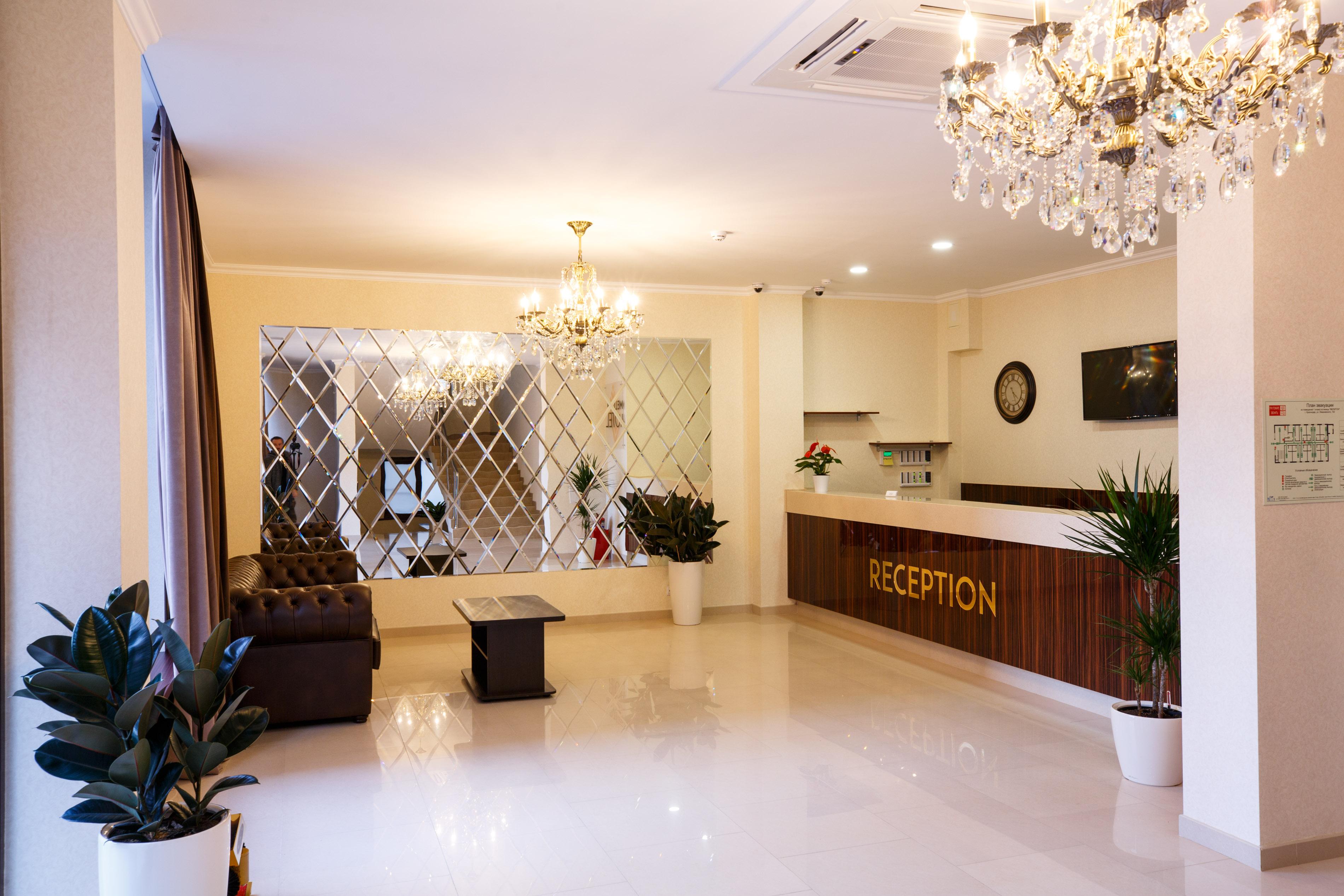 Отель Мелитон в Краснодаре