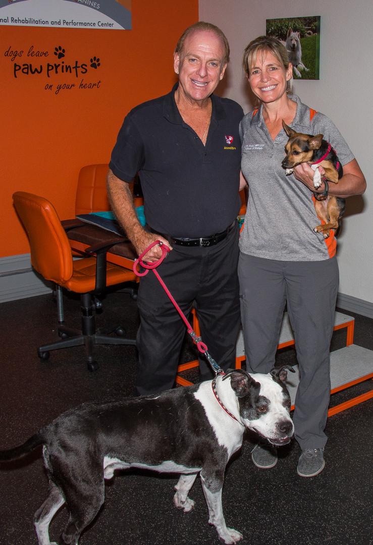Atlas Rehabilitation for Canines