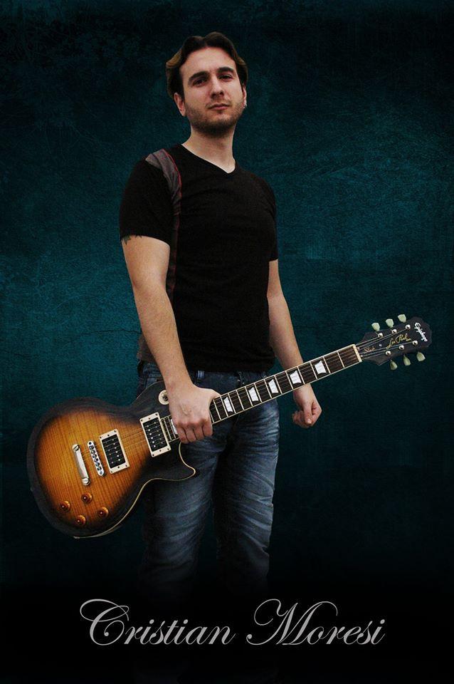 Cristian Moresi es el nuevo guitarrista de Edhellen