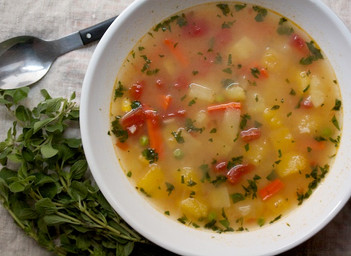 One Pot Winter Soup and Stews