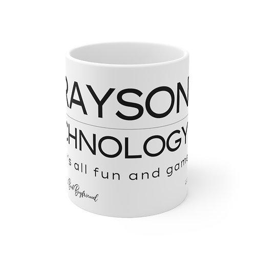 GRAYSON TECHNOLOGY MUG