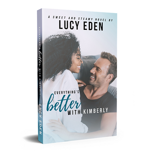 Everything's Better with Kimberly Personalized Paperback