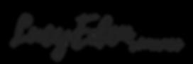 Copy of Copy of Lucy Eden logo no websit