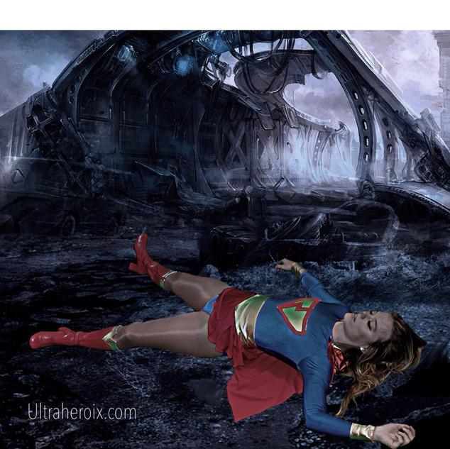 Swiftgirl stranded on alien planet