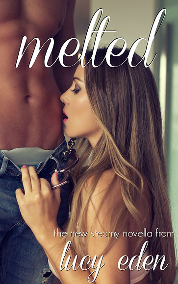 Melted by Lucy Eden Book Cover