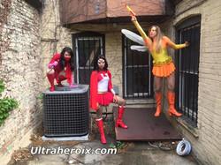 Lady Ultra: Revenge of the Doctor