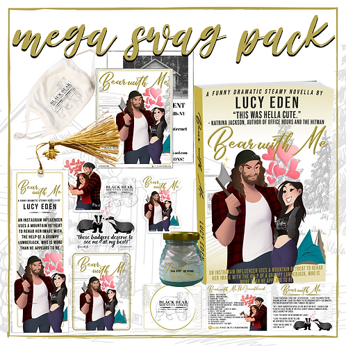 Bear With Me - DELUXE Swag Pack