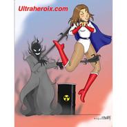 Powerdame Vs Hedoran