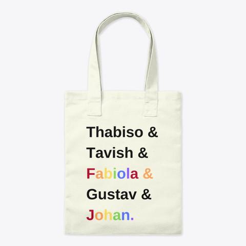 Reluctant Royals Pride Tote Bag