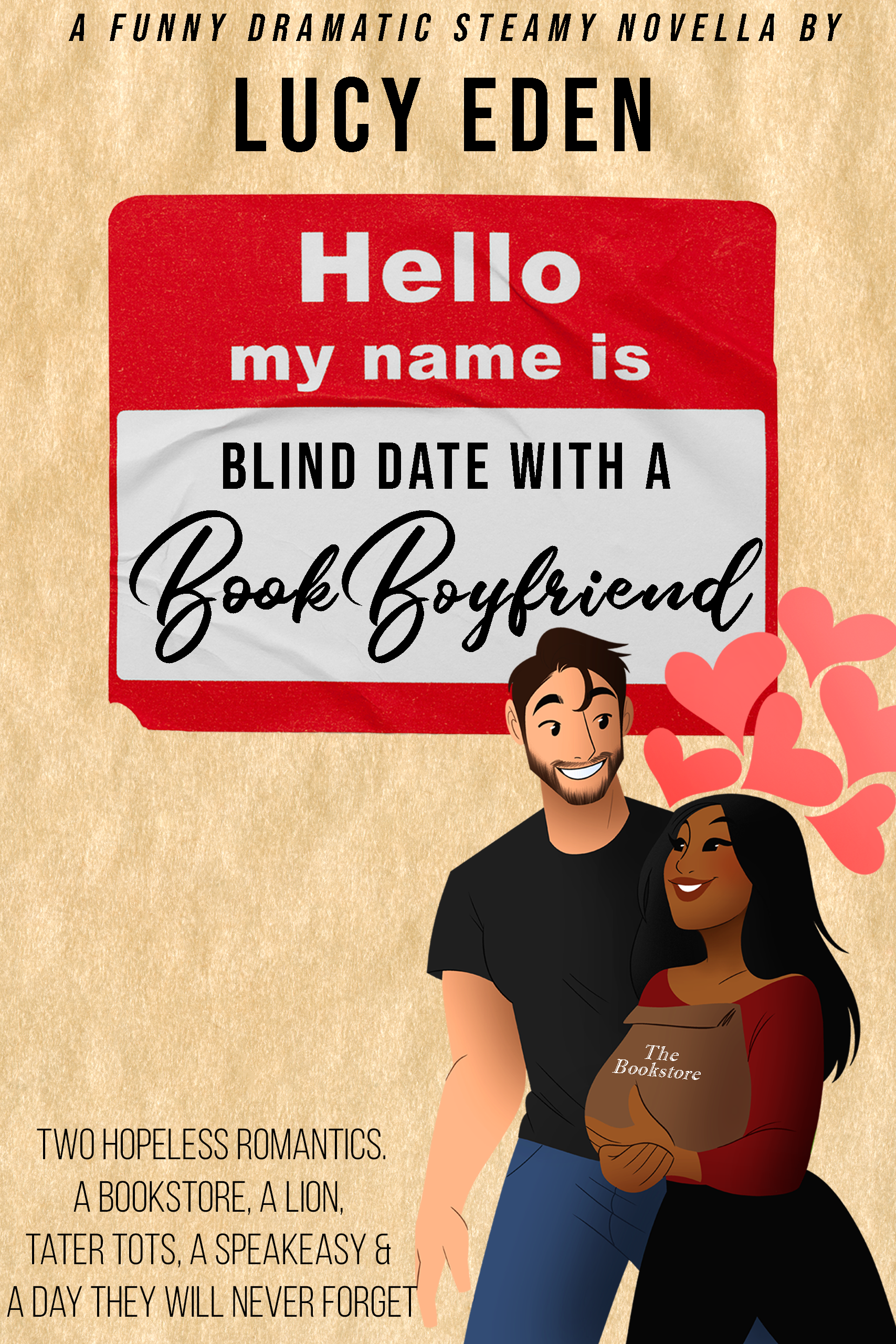 Blind Date with a Book Boyfriend