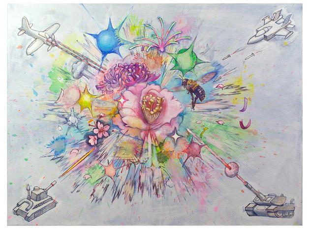 Explosion Flowers
