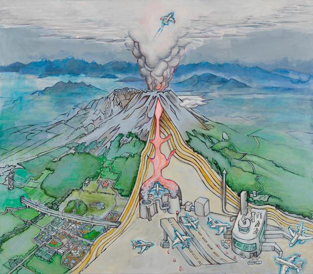 Volcanic Daydream