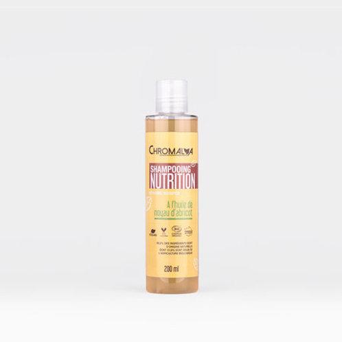 Nutrution (voedende) Shampoo Chromalya