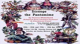 SCROOGED - PANTOMIME