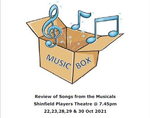 Music Box - Review of Musicals Performed by Shinfield Players