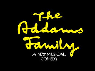 The Addams Family - Read-throughs and Auditions