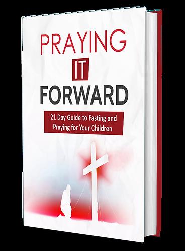 Praying it Forward Prayer Journal