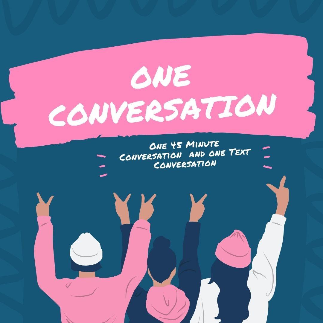 One - Conversation
