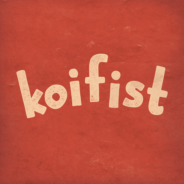 koifist_logotype-only_textured_color_red