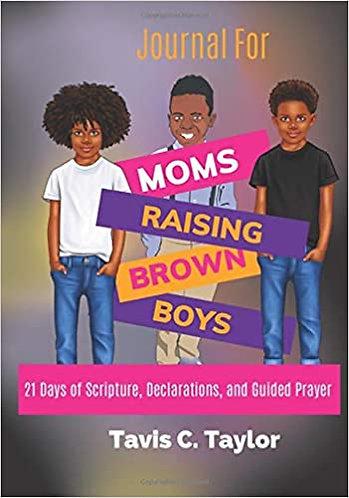 21 Day Journal for Moms Raising Sons