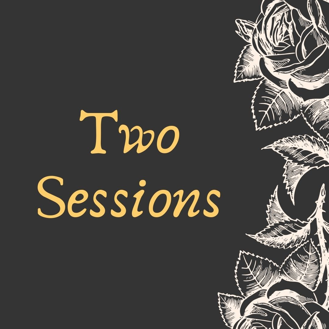 Two Sessions + 1 Text