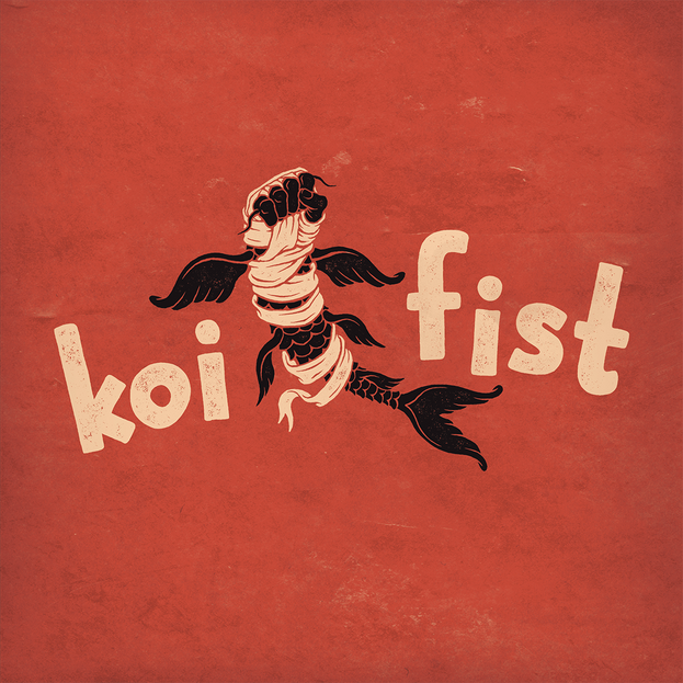koifist_lockup_textured_color_red-backgr