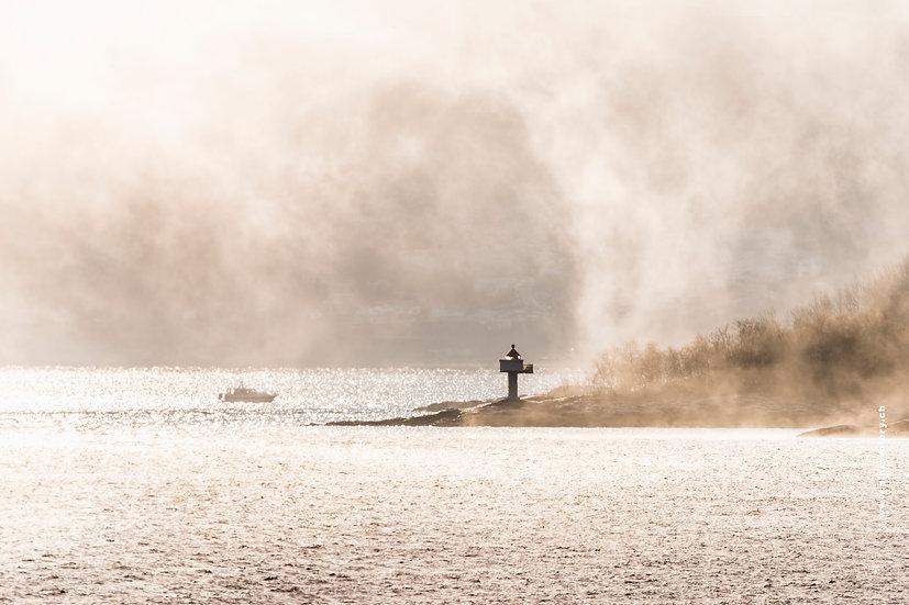 NORWAY | PHARE DE FJORD