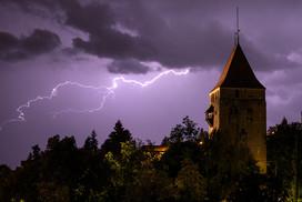 Fribourg - La Tour Rouge