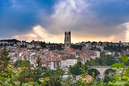 "TABLEAU | Fribourg""Ilumination"""