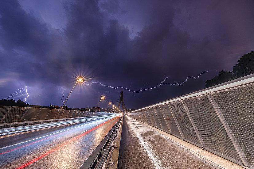 "TABLEAU | FRIBOURG ""Poya Electric"""