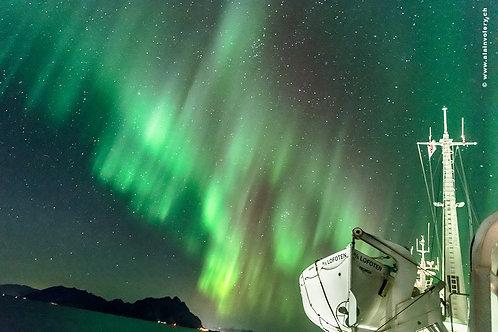 NORWAY | MS LOFOTEN - SVOLVAER