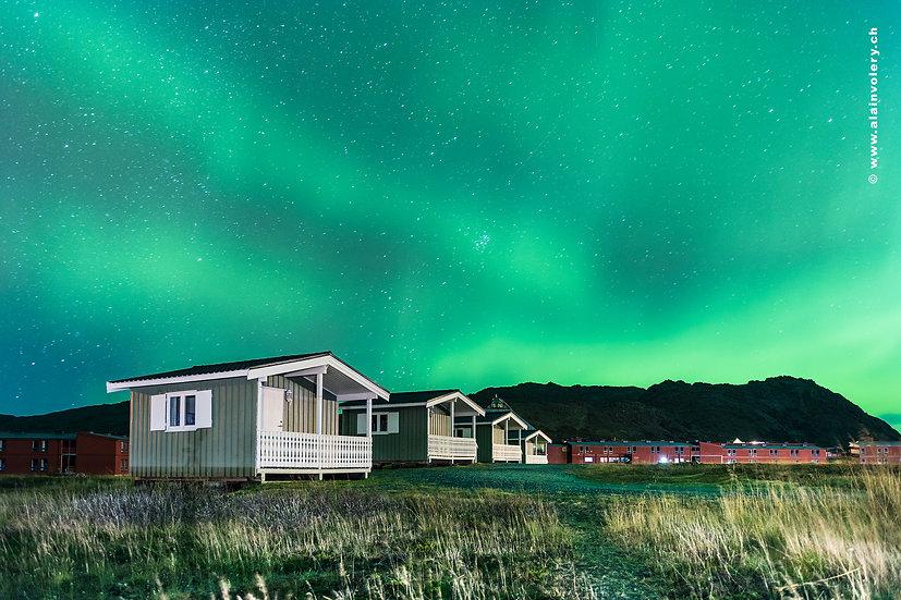 NORWAY   CABANE