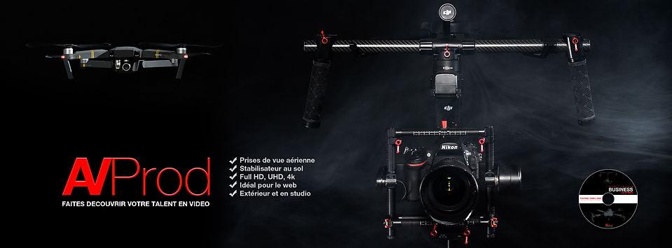 AVProd - Production de vidéo professionnelle