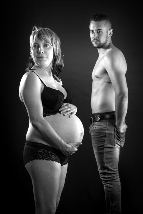 Shooting de femme enceinte