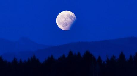 Eclipse lunaire 2017