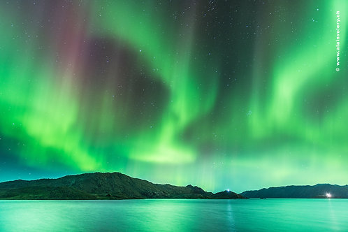 NORWAY | AURORE BOREALE