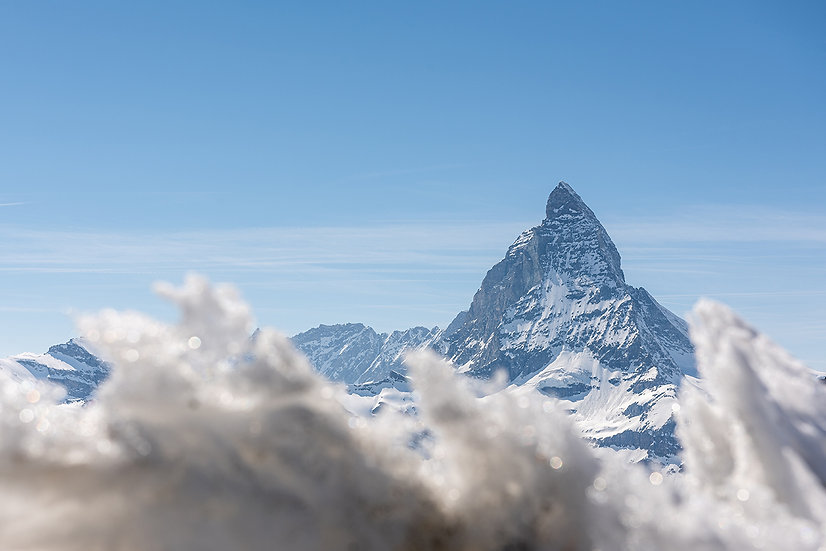 "TABLEAU   SWITZERLAND ""Matterhorn cloud"""