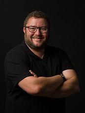 Portrait d'Alain Volery Photographe