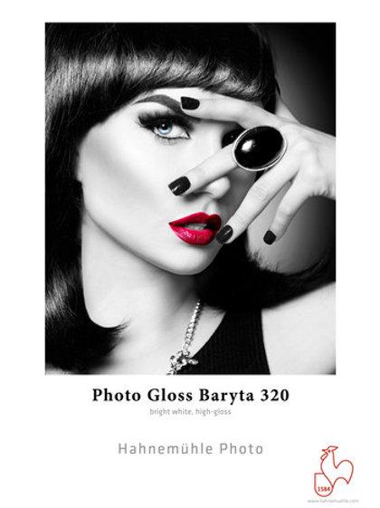 Glossy Baryta 320gr/m2
