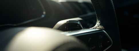 Audi R8 racing track gray wheel detail
