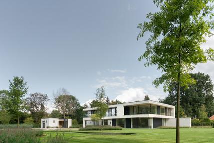 Villa D, Latem