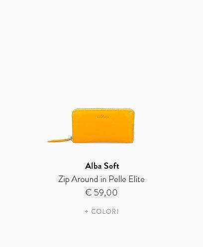Zip Around in Pelle Elite