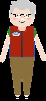 charles Persona Image