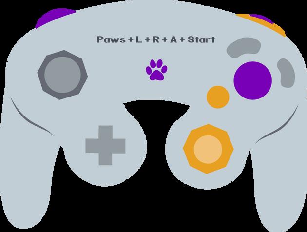 Paws+L+R+A+Start