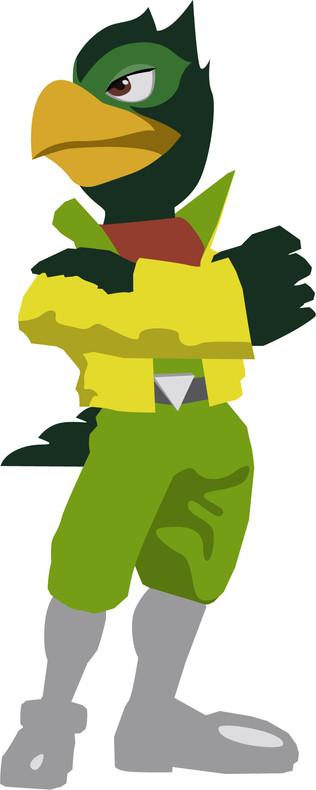 Falco the Duck