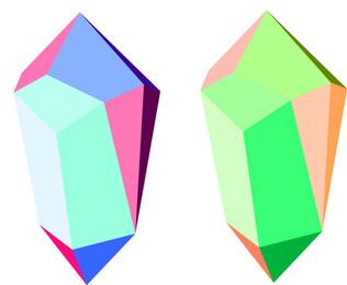 Crystal set three